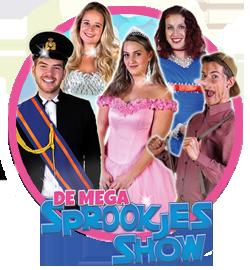 De Mega Sprookjes Show